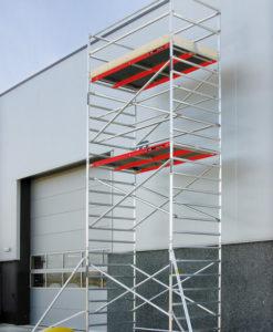 Altrex RS Tower 42 – Alu Fahrgeruest breit 1.35m_5