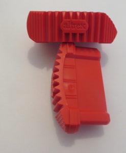 altrex NEVADA Leiterfüße Set (2 Stück) 72mm - Ersatzteile