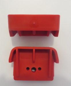 altrex MOUNTER Endkappen Set (2 Stück) - Ersatzteile