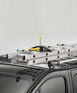 Leitersicherung für Autodach - SafeClamp (Satz)
