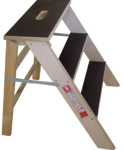 euroline Holz-Stufenpodest | Nr.10580