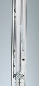 euroline Aluminium - Podestleiter klappbar , fahrbar